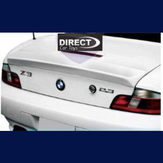 1999-2002 BMW Z3 Roadster Euro Style Rear Flush-Mount Lip Spoiler