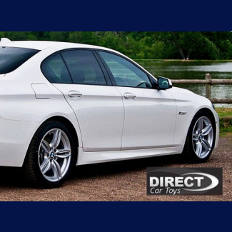 2010-2016 BMW 5-Series M-Tech Sport Style Side Skirts