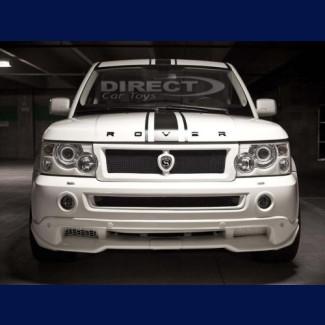 2005-2009 Range Rover Sport Euro Style Complete 12pc Body Kit