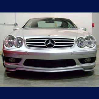 2002-2006 Mercedes SL Sport Style Front Lip Spoiler
