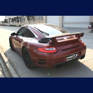 2005-2012 Porsche 911 / 997 Coupe GT2 Style Rear Tailbase Wing