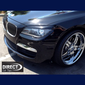 2009-2015 BMW 7-Series Tuner Style Headlight Eyelids