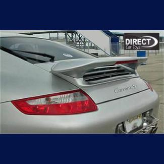 2005-2008 Porsche 911 / 997 Cabriolet Aero Style Rear Wing Spoiler w/ Light