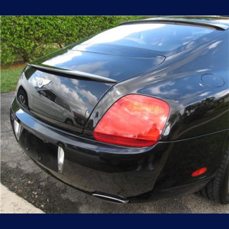 2005-2011 Bentley Continental GT Sport Style Rear Lip Spoiler