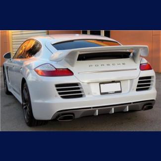 2010-2013 Porsche Panamera H-Style Rear Wing Spoiler