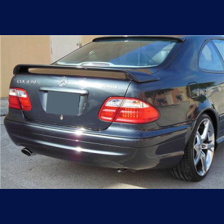 1998-2002 Mercedes CLK Coupe Opera Style Rear Wing Spoiler