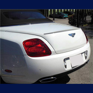 2005-2011 Bentley Continental GTC Factory Style Rear Lip Spoiler