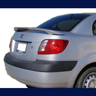 2006-2011 KIA Rio Factory Style Rear Wing Spoiler w/Light