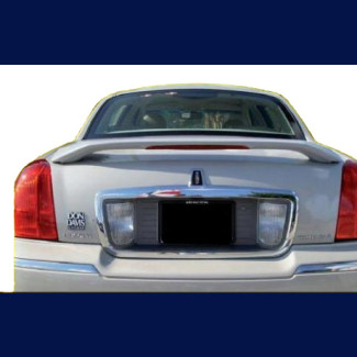 2003-2007 Lincoln Town Car Tuner Style Rear Wing Spoiler w/Light