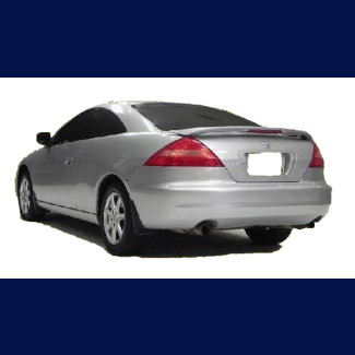 2003-2005 Honda Accord Coupe Factory Style Rear Wing Spoiler w/Light