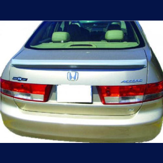 2003-2005 Honda Accord Sedan Factory Style Rear Lip Spoiler