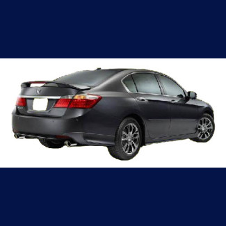2013-2017 Honda Accord Sedan Factory Style Rear Wing Spoiler w/Light