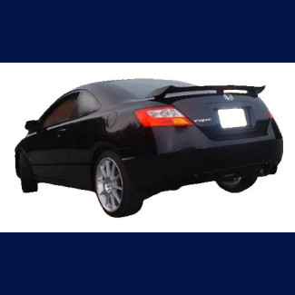 2006-2011 Honda Civic Coupe Factory Style Rear Wing Spoiler