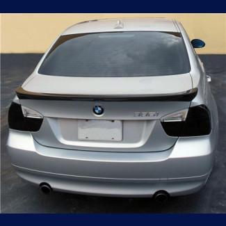 2005-2011 BMW 3-Series Sedan ACS Style Rear Lip Spoiler