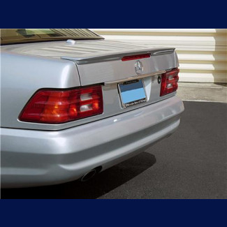 1990-2001 Mercedes SL Sport Style Flush Mount Rear Lip Spoiler