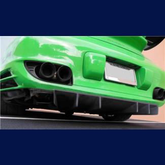 2006-2008 Porsche 911 / 997 Turbo Euro Sport Rear Diffuser