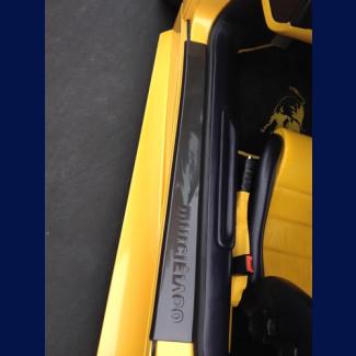 2001-2010 Lamborghini Murcielago Door Sill Covers
