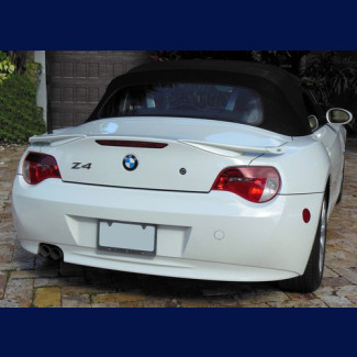 2003-2008 BMW Z4 Roadster Tuner Style 2pc Rear Lip Spoiler