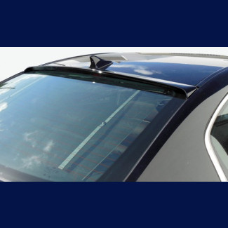 2009-2013  Hyundai Genesis Sedan Tuner Style Rear Roof Glass Spoiler