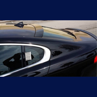 2007-2015 Jaguar XF Tuner Style Rear Roof Glass Spoiler