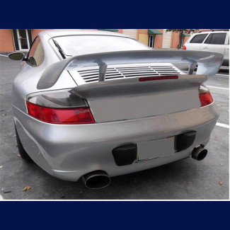 1997-2004 Porsche 911 / 996 C2 GT2 Style Rear Tail-Base Wing