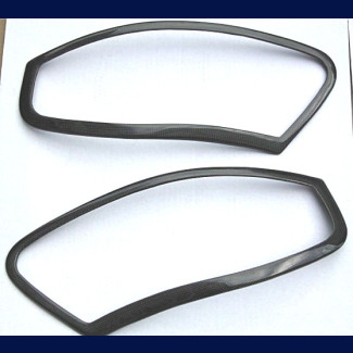 1997-2004 Porsche Boxster Euro Style Rear Tail Light Covers