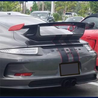 2012-2015 Porsche 911 / 991 Gt3 Style Rear Wing Spoiler