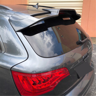 2005-2015 Audi Q7 Top Hatch Wing Rear Spoiler