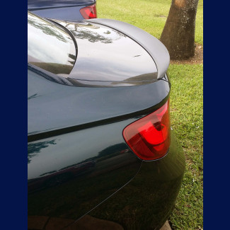 2014-2017 BMW 2-Series Coupe Euro Style Flush Mount Spoiler