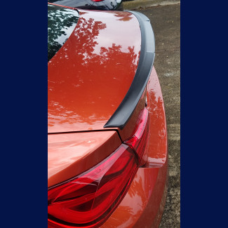 2014-2017 BMW 4 Series Coupe M4 Style Rear Lip Spoiler