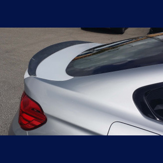 2014-2017 BMW 4-Series Gran Coupe Sedan Sport Style Rear Lip Spoiler