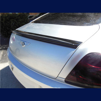 2005-2011 Bentley Continental GT Linea Tesoro Style Rear Lip Spoiler