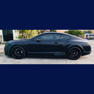 2005-2011 Bentley Continental GT Luxe-GT Style Side Skirts