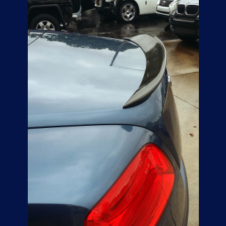 2012-2015 Bentley Continental GT Linea Tesoro Style Rear Lip Spoiler