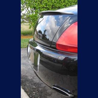 2005-2011 Bentley Continental GTC Sport Line Rear Lip Spoiler