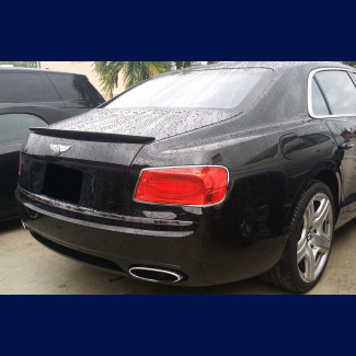 2014-2016 Bentley Flying Spur Linea Tesoro Rear Lip Spoiler
