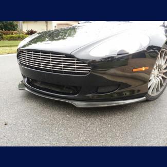 2004-2011 Aston Martin DB9 /  Volante Tuner Style Front Lip Spoiler
