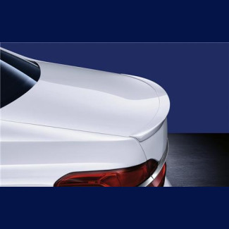 2016-2017 BMW 7 Series Factory Style Rear Lip Spoiler