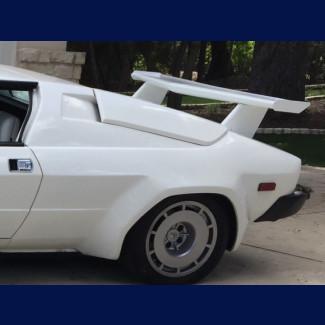 1981-1988 Lamborghini Jalpa Factory Style Rear Wing Spoiler