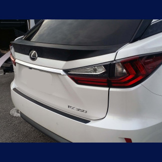 2015-2016 Lexus RX350 Tesoro Rear Trunk Lip Spoiler