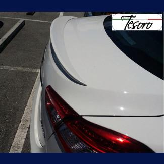 2014-2017 Maserati Ghibli Tuner Style Rear Trunk Lip Spoiler