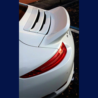 2012-2015 Porsche 911 / 991 DuckTail Style Rear Wing Spoiler