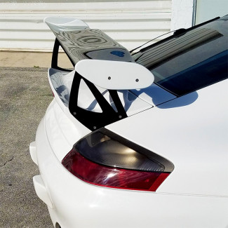 2001-2005 Porsche 911 / 996 Turbo GT3-RS V2 Style Rear Tail Base Wing