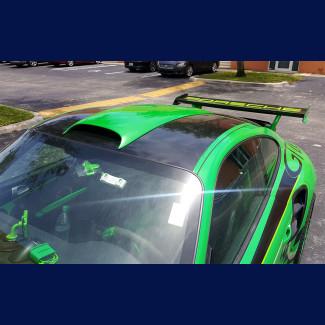 2005-2012 Porsche 997 Coupe Tesoro Roof Scoop