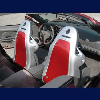 1997-2004 Porsche Boxster Sport Seat-backs
