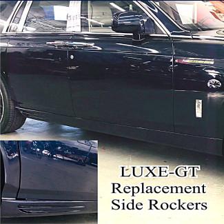 2003-2017 Rolls-Royce Phantom LUXE-GT Style Side Skirts