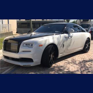2013-2018 Rolls-Royce Wraith LUXE-GT Aero Body Kit