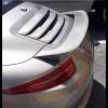 2012-2015 Porsche 911 / 991 LT Style Rear Wing Spoiler