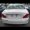 2001-2008 Jaguar X-Type Euro Style Rear Trunk Lip Spoiler