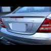 2001-2007 Mercedes C-Class AMG Style Rear Lip Spoiler